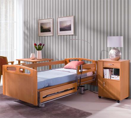 łóżko pielęgnacyjne